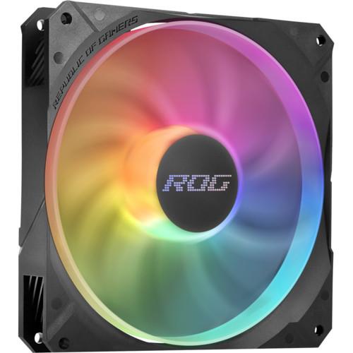 Охлаждение Asus ROG STRIX LC II 280 ARGB Водяное охлаждение (ROG STRIX LC II 280 ARGB)