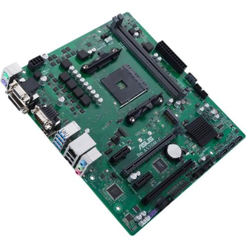 Материнская плата Asus A520M-C/CSM (A520M-C/CSM)