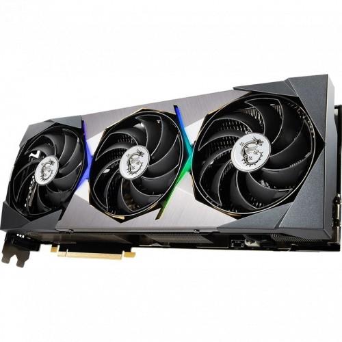 Видеокарта MSI GeForce RTX 3080 Ti SUPRIM X 12G (RTX 3080 TI SUPRIM X 12G)