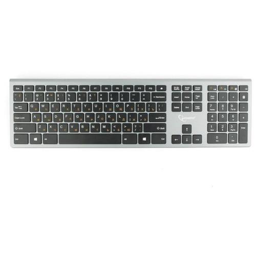 Клавиатура Gembird Беспроводная KBW-1 (KB W-1)