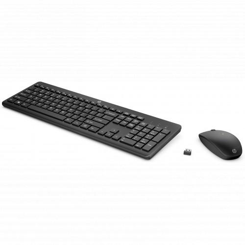 Клавиатура + мышь HP 235 Wireless Mouse and Keyboard Combo (1Y4D0AA)
