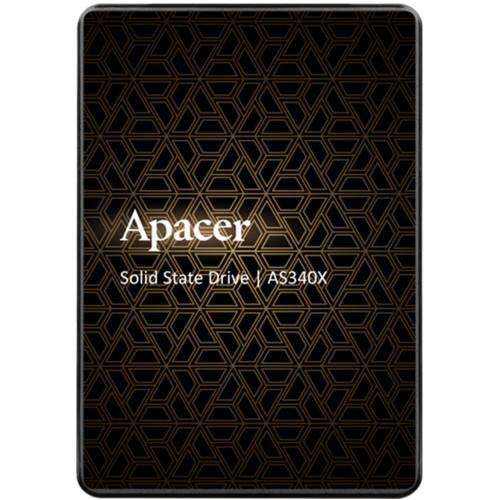 Внутренний жесткий диск Apacer AS340X (AP120GAS340XC-1)