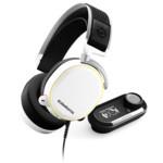 Гарнитура SteelSeries Arctis Pro + GameDAC White