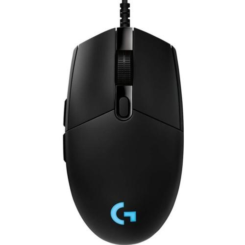 Мышь Logitech PRO (HERO)  BLACK (L910-005440)