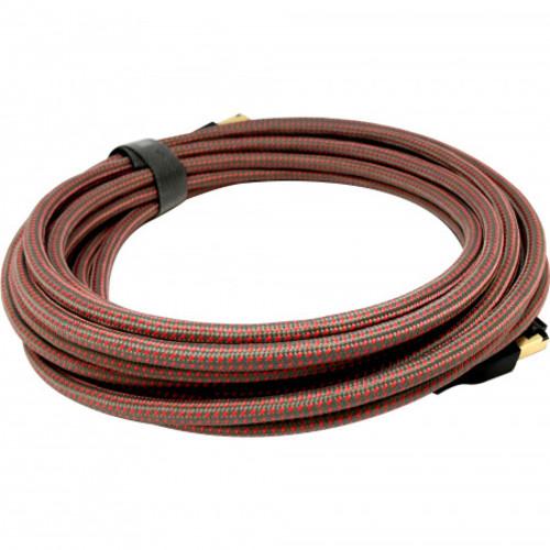 Кабель интерфейсный KEF K-Stream Ethernet 6M Titanum/Red (K-Stream/T-R-6)