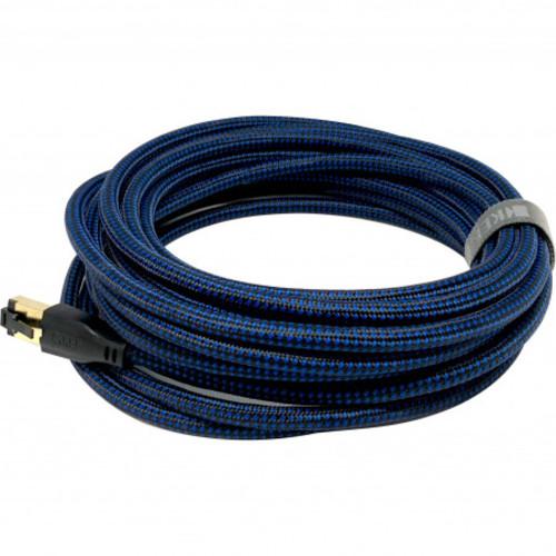 Кабель интерфейсный KEF K-Stream Ethernet 6M Black/Blue (K-Stream/B-Bl-6)