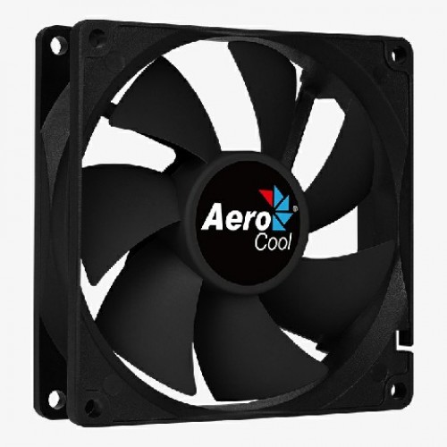 Охлаждение Aerocool FORCE 9 Black Molex + 3P (ACF2-FC00110.11)