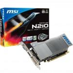 Видеокарта MSI N210-1GD3LP