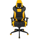 Gamdias Игровое кресло ACHILLES M1A Black/Yellow