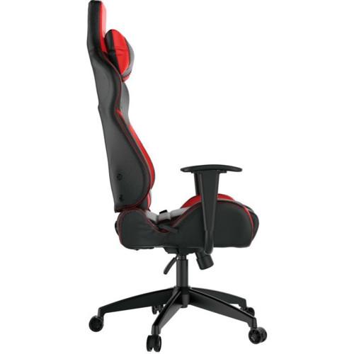 Gamdias Игровое кресло ACHILLES E2 Black/Red (ACHILLES E2 L BR)