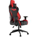 Gamdias Игровое кресло ACHILLES E2 Black/Red