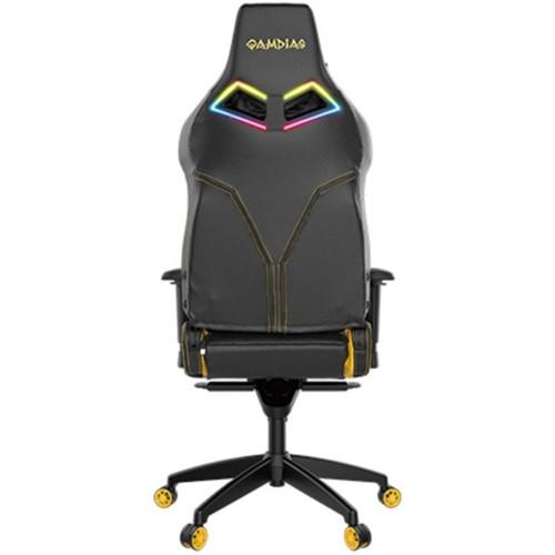 Gamdias ACHILLES P1 L Black/Yellow (ACHILLES P1 L BY)