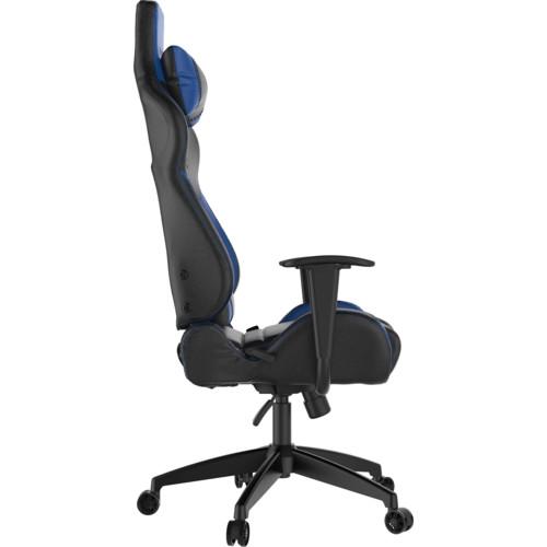 Gamdias Игровое кресло ACHILLES E2 L BB Black/Blue (ACHILLES E2 L BB)