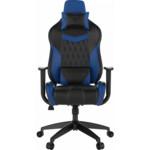 Gamdias Игровое кресло ACHILLES E2 L BB Black/Blue