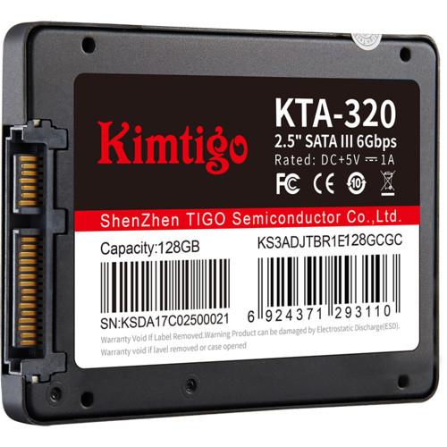 Внутренний жесткий диск Kimtigo 128 ГБ (KTA-320-SSD 128G)