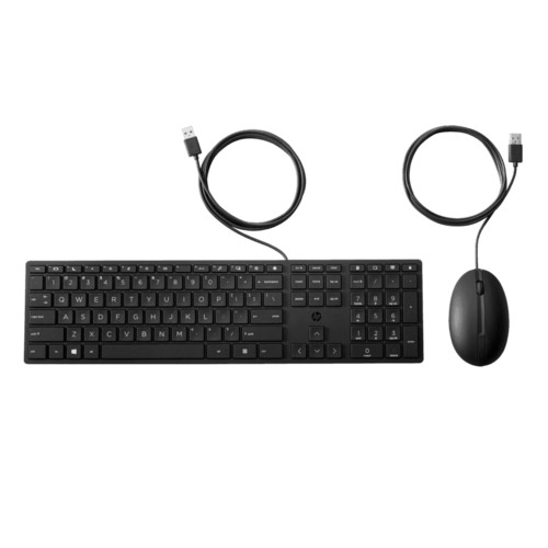 Клавиатура + мышь HP 9SR36AA (9SR36AA)