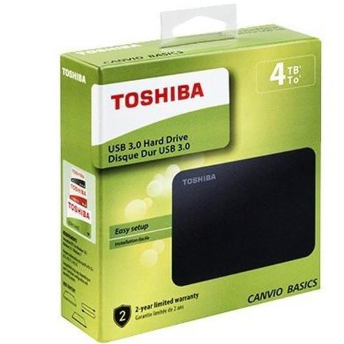 Внешний жесткий диск Toshiba 4 ТБ (HDTB440EK3CB)