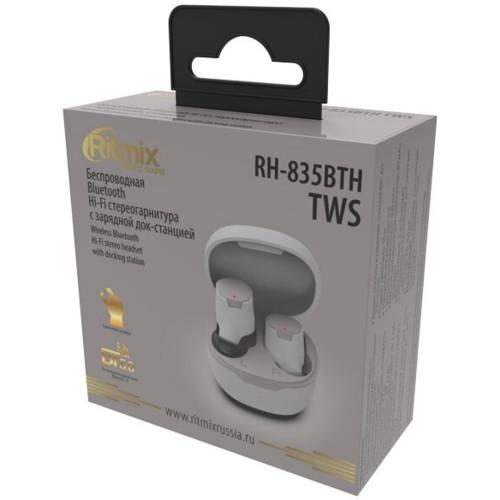 Наушники Ritmix RH-835BTH TWS (RH-835 BTH TWS)