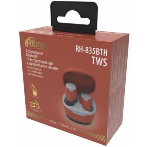 Наушники Ritmix RH-835BTH TWS (RH-835BTH TWS)