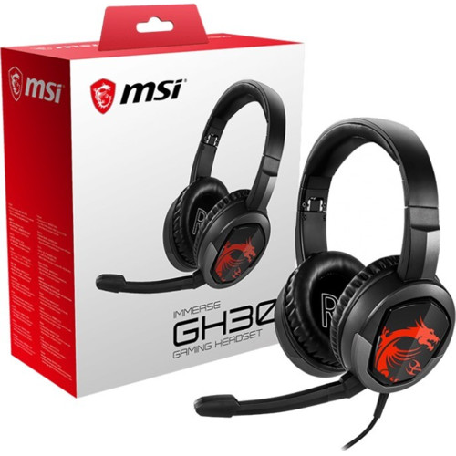 Наушники MSI Immerse GH30 (GH30 Gaming)