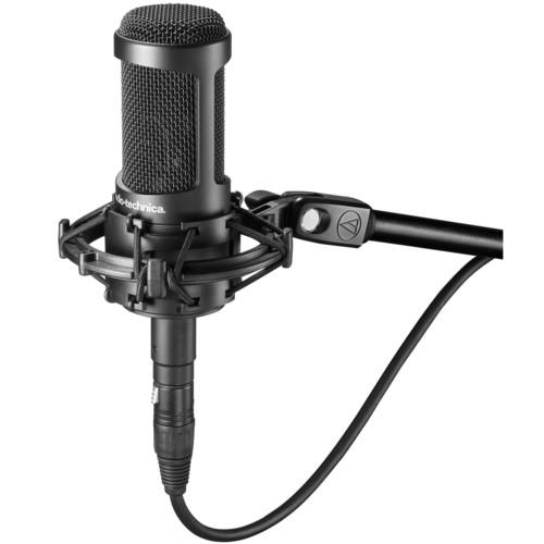 Микрофон Audio-Technica AT2035 (AT2035)