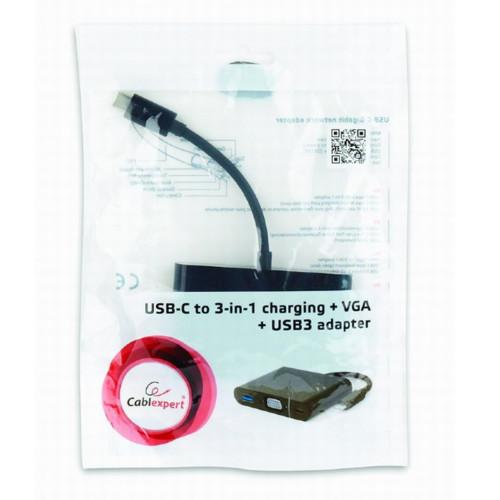 Cablexpert A-CM-VGA3in1-01 (A-CM-VGA3in1-01)