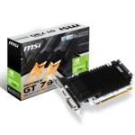 Видеокарта MSI NVIDIA GeForce GT 730 , 2Gb GDDR3/64-bit
