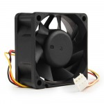 Охлаждение Gembird вентилятор 60x60x25