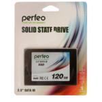 Внутренний жесткий диск PERFEO SSD 120Gb