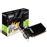 Видеокарта MSI GT710 1GD3H LP