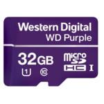 Flash карта Western Digital Purple Surveillance MicroSDHC