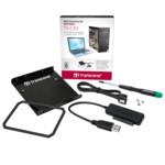 Аксессуар для жестких дисков Transcend Набор для SSD USB 3.0