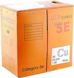 Кабель витая пара TELECOM UTP4-TC1000C5EМ-CU-IS