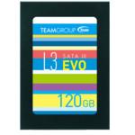 Внутренний жесткий диск Teamgroup SSD L3 EVO 120GB SATA 2.5
