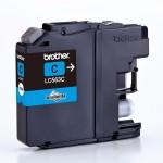 Струйный картридж Brother LC563 голубой для MFC-J2310, MFC-J2510