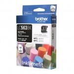 Струйный картридж Brother LC563 чёрный для MFC-J2310, MFC-J2510
