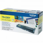 Тонер Brother TN230Y для HL-3040CN, DCP-9010CN, MFC-9120CN жёлтый