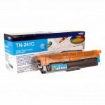 Тонер Brother TN241C для HL-3140CW, HL-3170CDW, DCP9020CW, MFC-9330CDW голубой