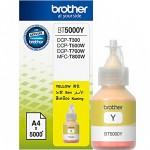 Струйный картридж Brother BT5000Y жёлтые для DCP-T300, DCP-T500W, DCP-T700W