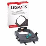 картридж Lexmark Самоокрашивающаяся черная лента стандартной емкости