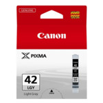 Струйный картридж Canon Pixma CLI-42 Light Gray