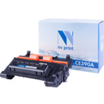 Лазерный картридж NV Print NV-CE390A