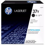 Лазерный картридж HP 37Y максимальной емкости, Черный