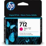 Картридж для плоттеров HP 712 29ml Magenta Ink