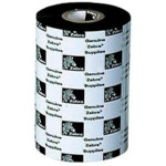 Лента переноса Zebra Resin Ribbon, 110mmx450m, 4800; Standard, 25mm core, 12/box