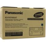 Картридж для плоттеров Panasonic KX-FAT400A7 черный