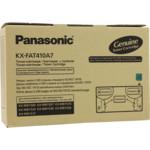 Картридж для плоттеров Panasonic KX-FAT410A7 черный