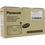 Картридж для плоттеров Panasonic KX-FAT421A7 черный