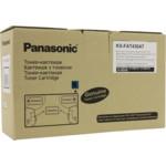 Картридж для плоттеров Panasonic KX-FAT430A7 черный