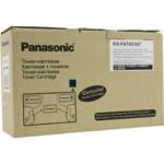 Картридж для плоттеров Panasonic KX-FAT431A7 черный